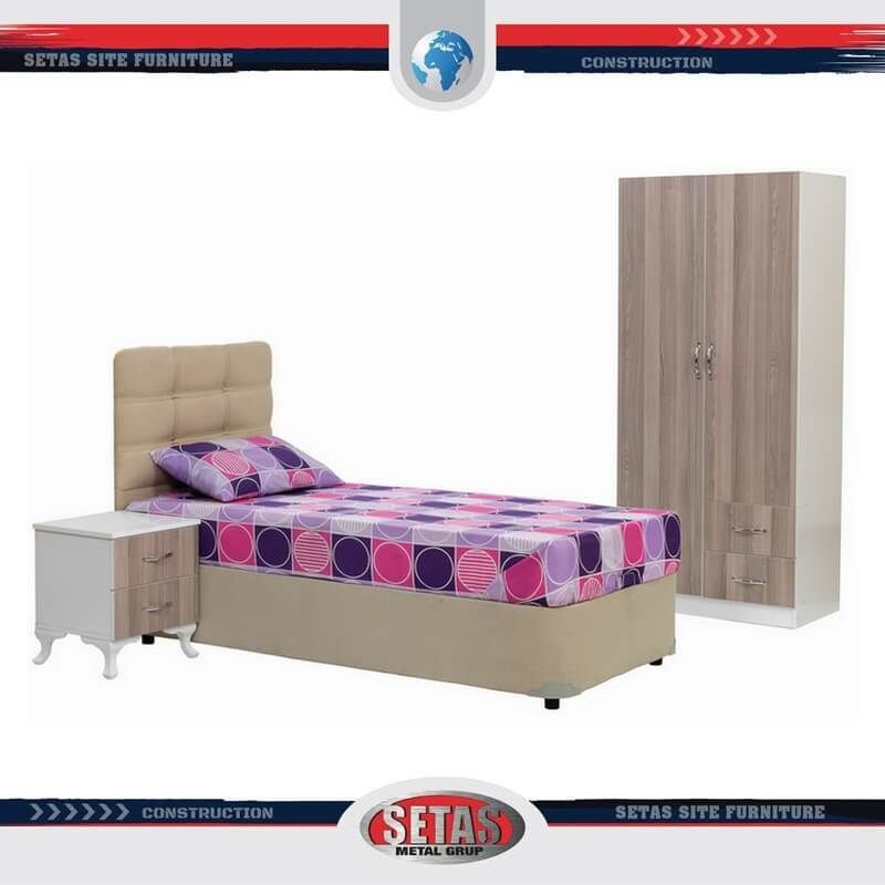 Perge Ahşap Set-2