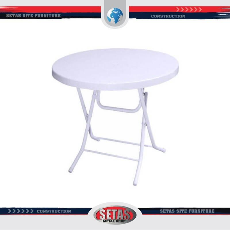 Katlanır Plastik Masa